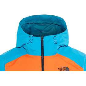 The North Face Stratos Jacket Herr urban navy/persnorg/hyper blue